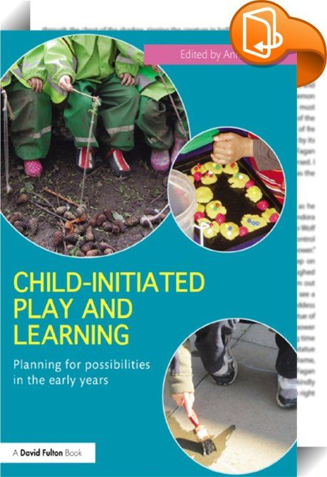 Child-Initiated Play and Learning    ::  <P>Planning is central to the role of any early years practitioner and involves careful consideration of resources and the learning environment, learning outcomes, observation and assessment and the unique abilities of individual children. This is a big ask and in a busy setting it can be a challenge to adopt a flexible, creative approach to planning that embraces the unexpected rather than relying on templates or existing schemes of work. </P> ...