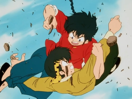 Fifteen of the Best Martial Arts Anime