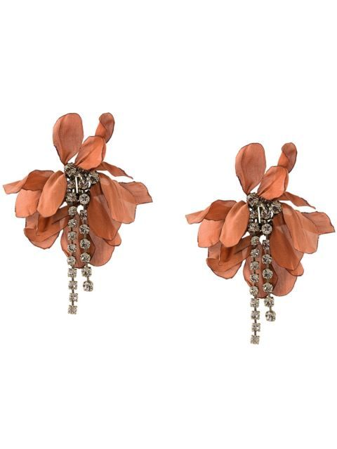 Long Earrings With Clips Lanvin QSFHRHCgY