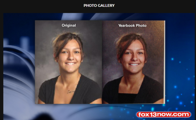 Utah High School Photoshops Female Yearbook Photos to Show Less Skin