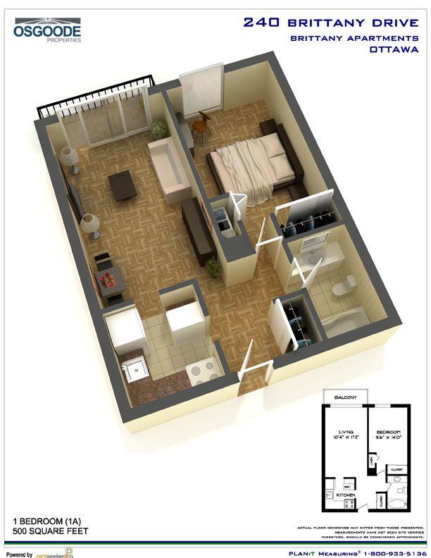 Brittany, Apartments, Bretagne, Flats