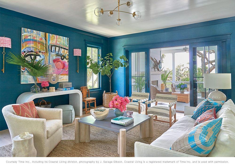 Prescott Medium Mobile Chandelier   Coastal living rooms ...