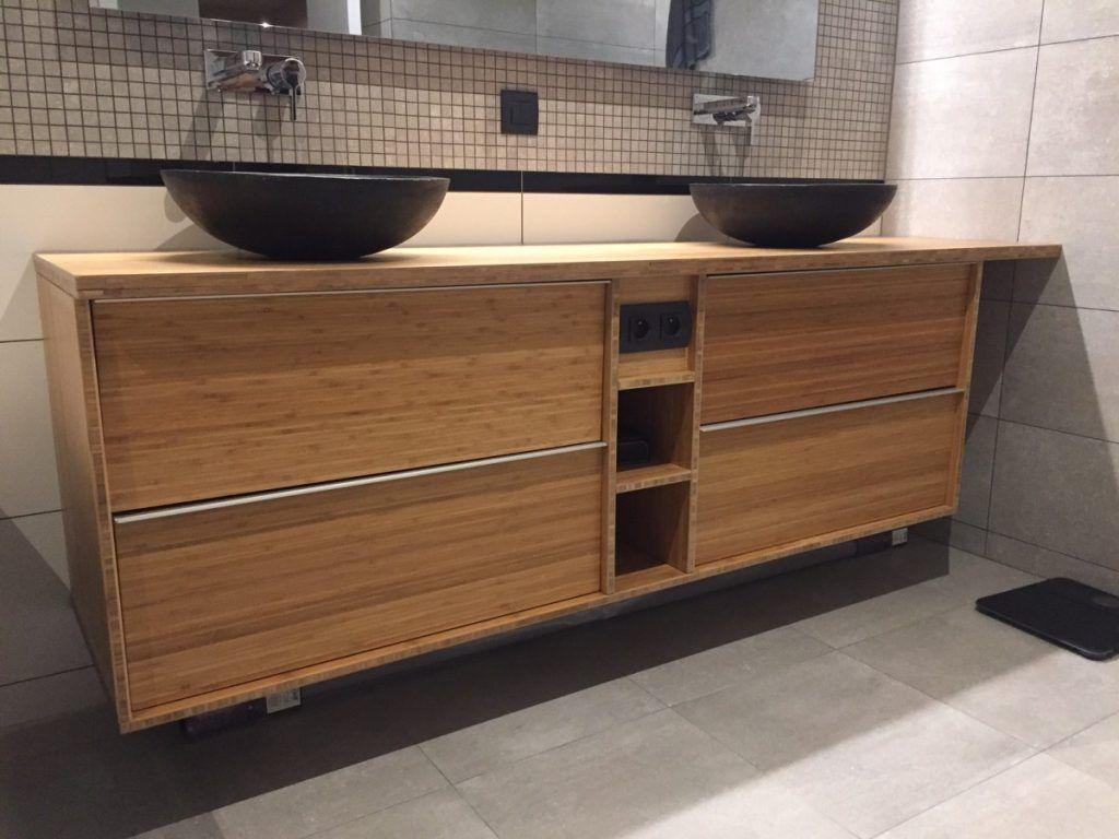 Ikea Hack Aufsatzwaschbecken Salle De Bain Ikea Diy Salle De
