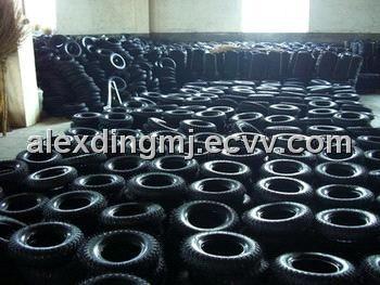 Carro de mao pneu e tubo de 3.25-8 (3.25-8,3.50-8) - China rubber wheel pneu e tubo de 3.25-8, OEM/ODM