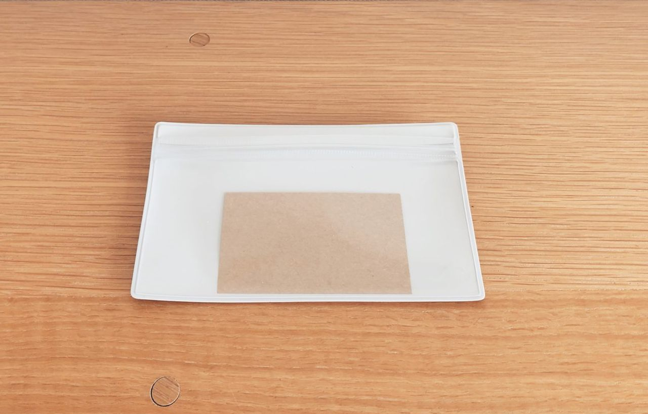 無印良品 片面クリアケース が大ヒット 1つ99円で薬の収納にも ぎゅってweb クリアケース 無印 グッズ 収納