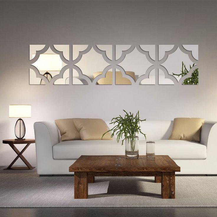 donde colocar espejos en el salon Resultado De Imagen De Colocar Espejo Grande Encima Del Sofa