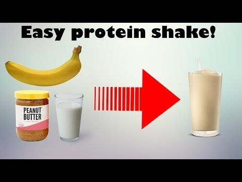 How to make a good thick protein shake at home for gym