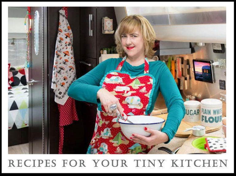 Recipes For Your Tiny Kitchen Tiny kitchen, Camping food