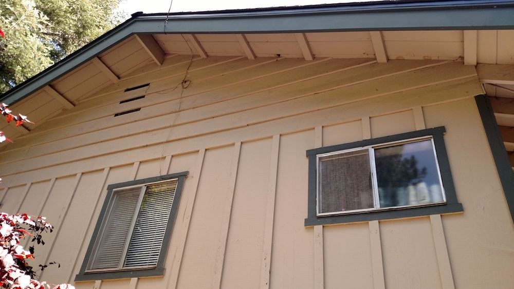 How To Set Up Board And Batten Or Exterior Siding Board And Batten Siding Pinterest