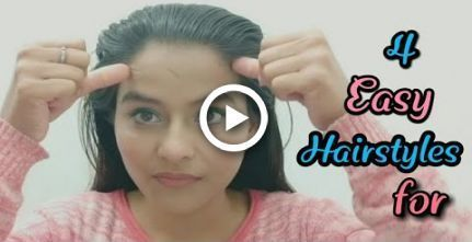 Simple Everyday Hairstyles for Beginners / Simple Fast Hairstyle for Wedding / Party / College / Scho – Everyday Beginners Simple Everyday Hairstyles for Beginners / Simple Fast Hairstyle for Wedding / Party / College / Scho – Everyday Beginners