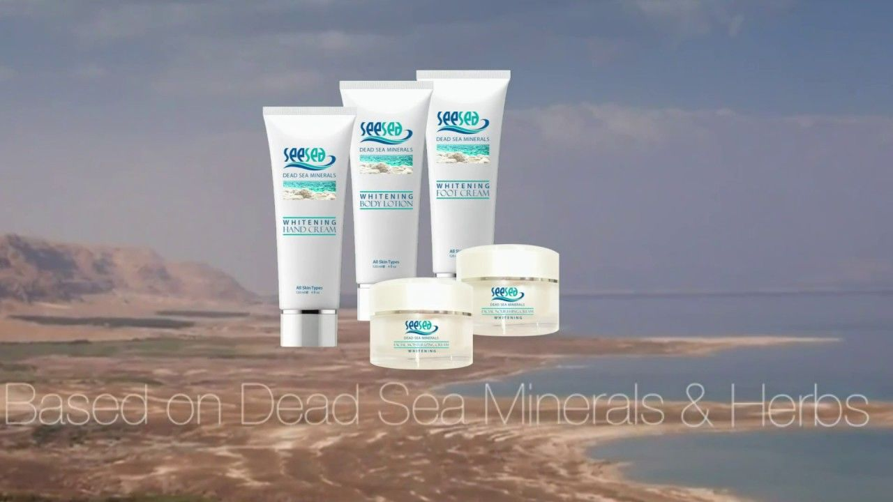 Pin On Seesea Dead Sea Minerals Skin Care Product