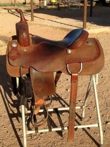 DHS Cutting Saddle for Sale - For more information click ...