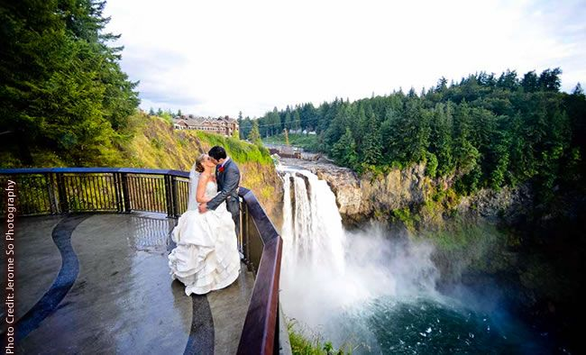Outdoor Wedding Venues In Washington State Here Comes The Guide