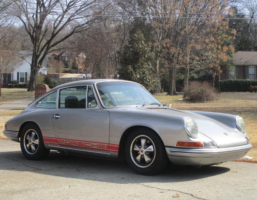20k 1968 Porsche 912 Porsche 912 Porsche Vintage Porsche
