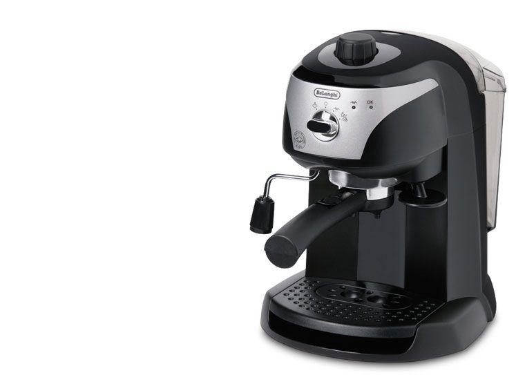 Delonghi espresso maker ec220 user guide | manualsonline. Com.