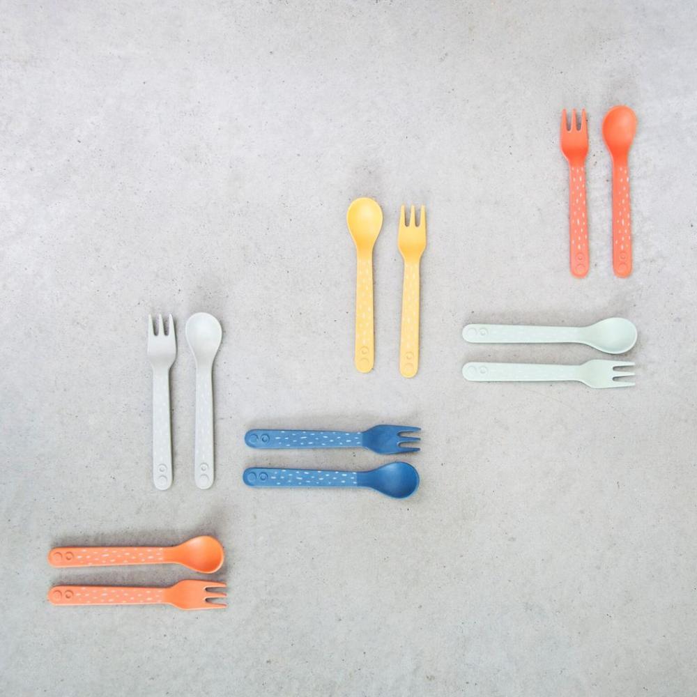 0dfe79c0a8e Trixie bamboo lepel & vork Mr Fox in 2019   Keuken   Bestek, Voor ...