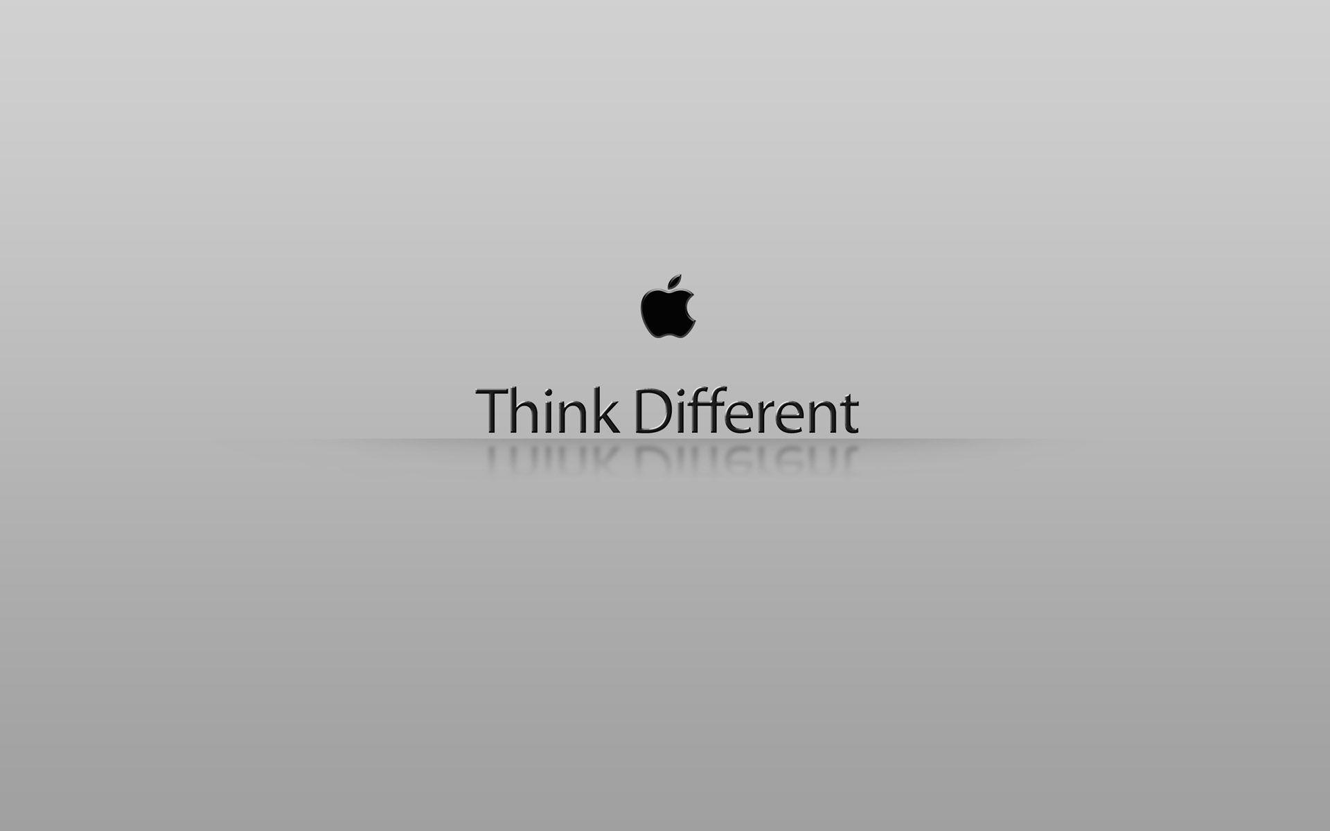Think Different Apple Wallpaper Mac Wallpaper Desktop Mac Wallpaper
