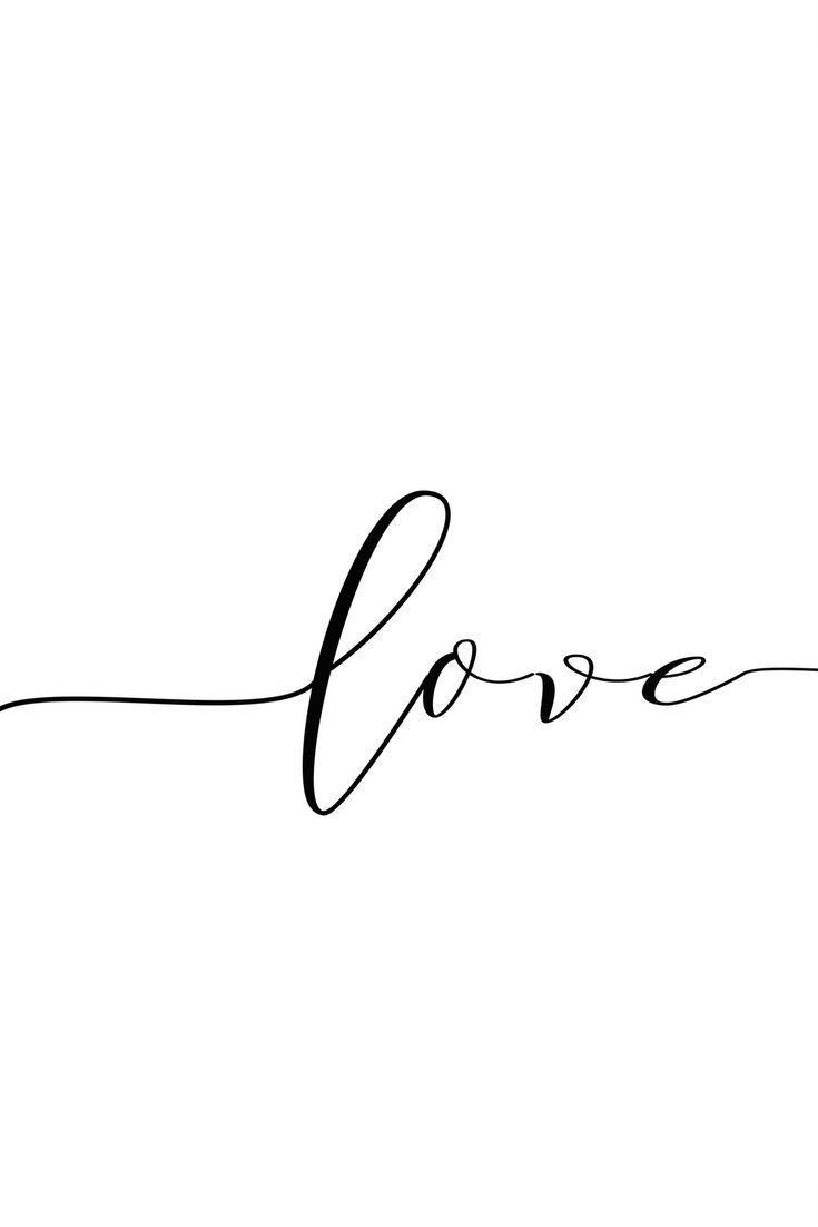 Liebe Poster, Frau druckbare Geschenk, Schreibtisch Dekor Ideen, Bestfriend, mod... wallpapers, Hintergrund - PintoPin