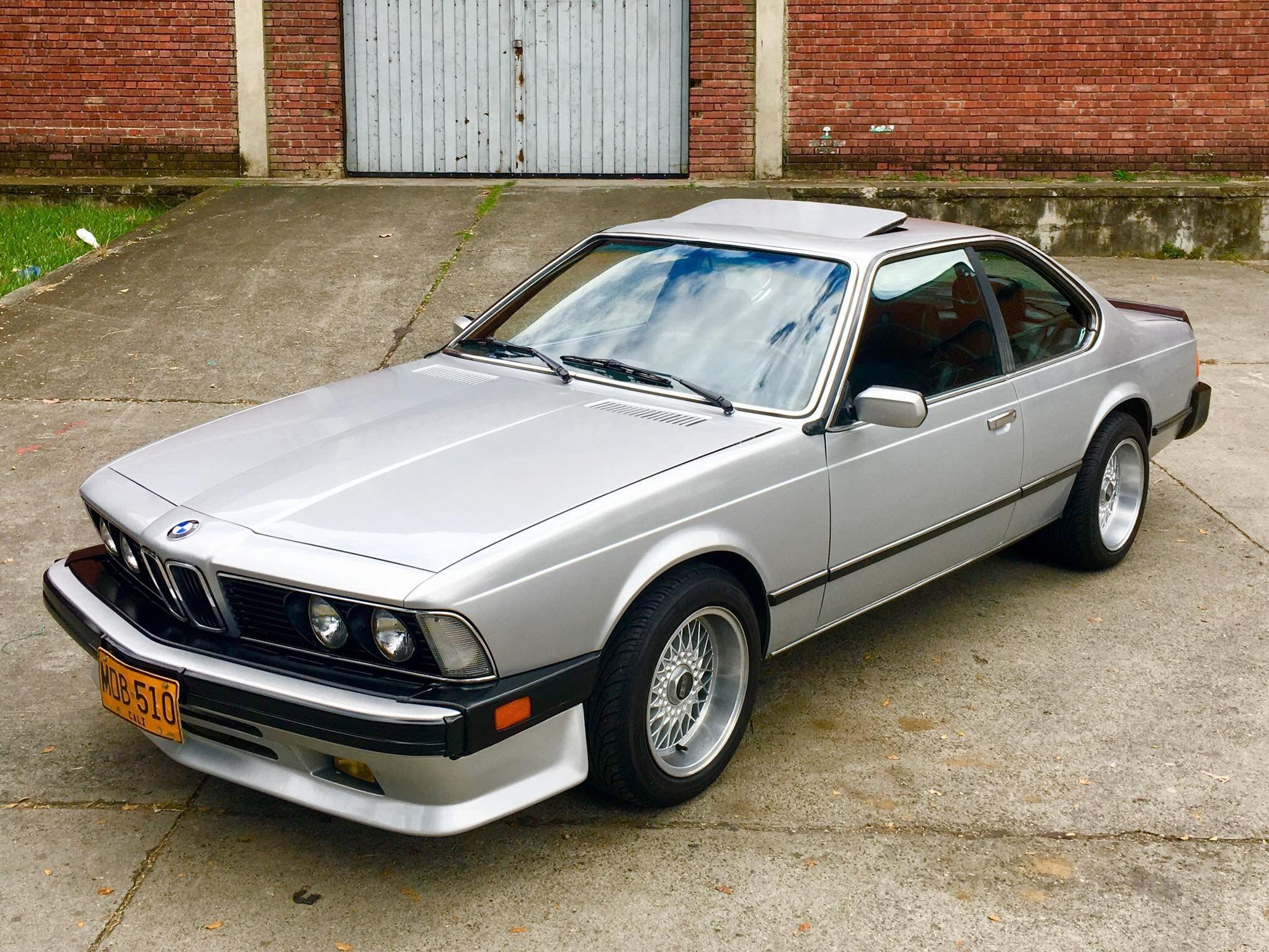 Pin van K. AZ op BMW 6 Series E24 | Oldtimers, Motor