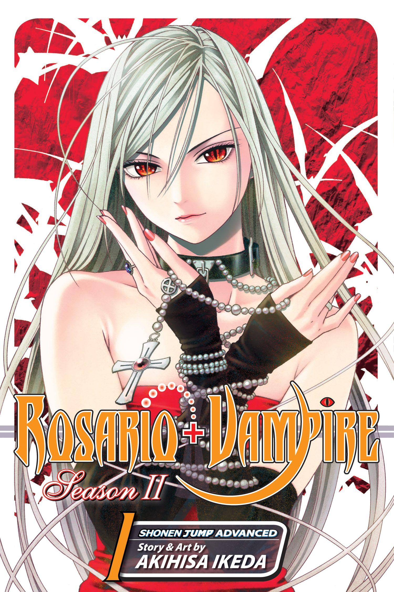 Rosario To Vampire Season II Genres Action Comedy Ecchi