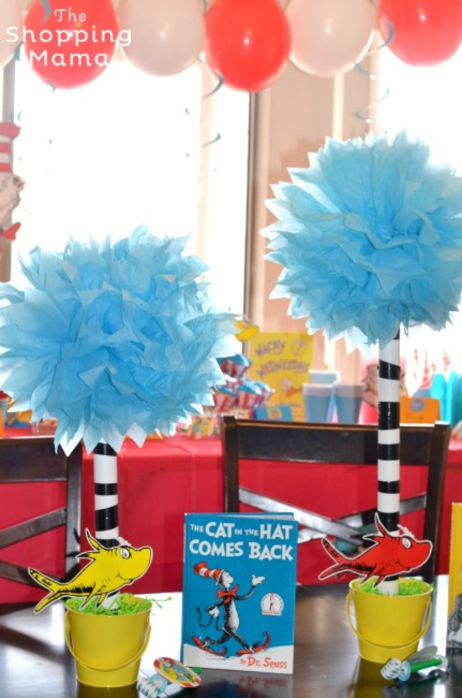 The Best Dr. Seuss Party in 2020 Dr seuss party ideas