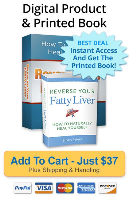 How I Reversed And Healed My Fatty Liver   Reverse Your ...