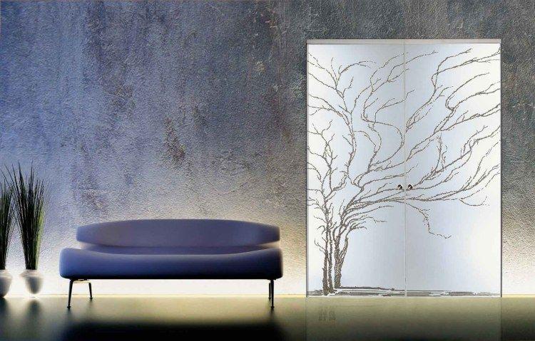 Glastüren innen - 25 hervorragende Designs von Casali Badezimmer - glastür für badezimmer