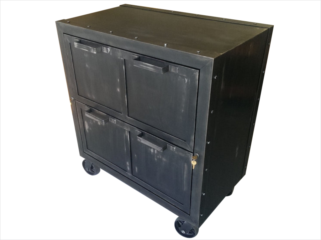 vintage lateral file cabinet. Simple Lateral Vintage Industrial Lateral File Cabinet For O