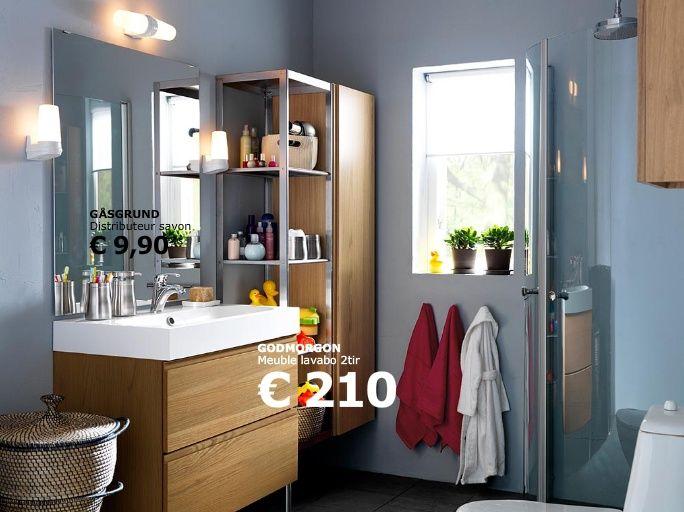 Ikea Badezimmermöbel ~ Godmorgon bathroom lighting ikea provides an even light that is good