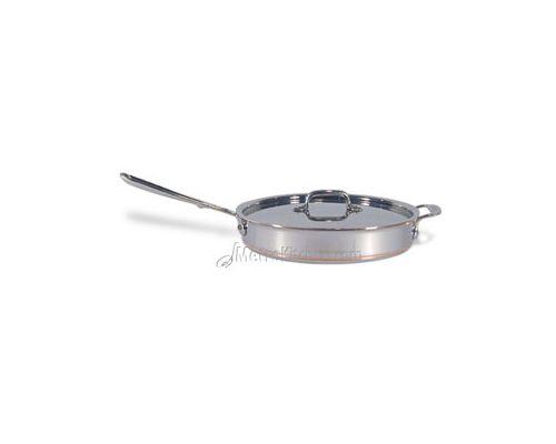 All Clad Copper Core 6 Qt Saute Pan Saute Pan Pan All Clad All clad 6 quart saute pan