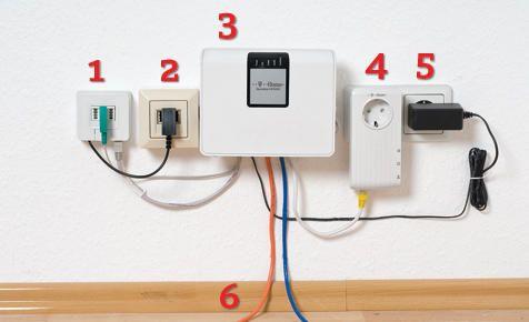 lan netzwerk einrichten elektroniken pinterest netzwerk lan kabel und kabel. Black Bedroom Furniture Sets. Home Design Ideas