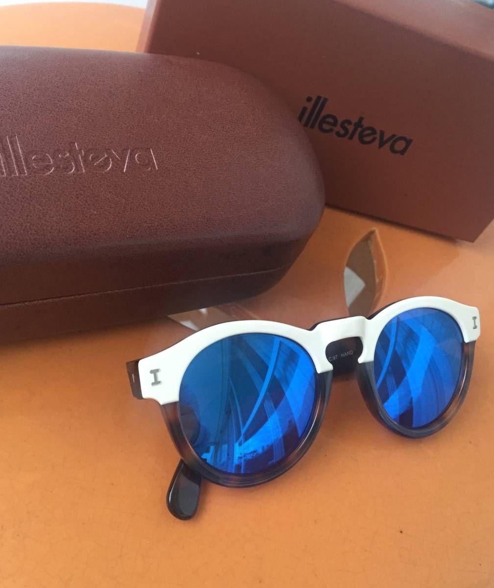 bebf6d7ab Illesteva Leonard 1 - 13650568 | enjoei :p | Sunglasses | Pinterest ...