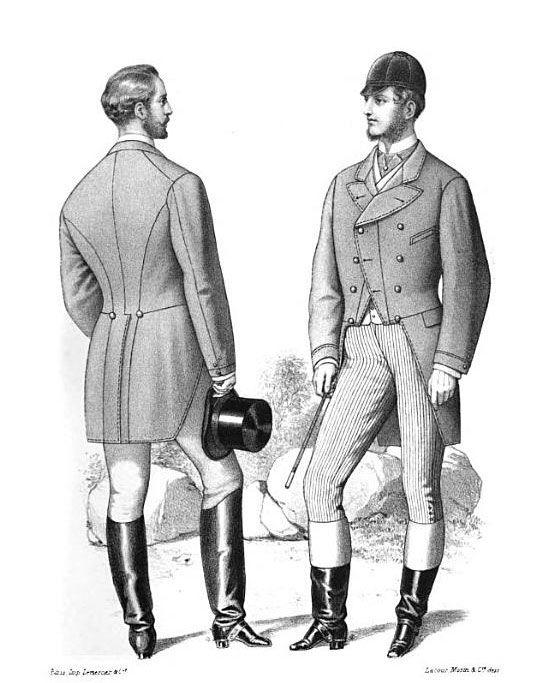 from �gazette of fashion and cuttingroom companion