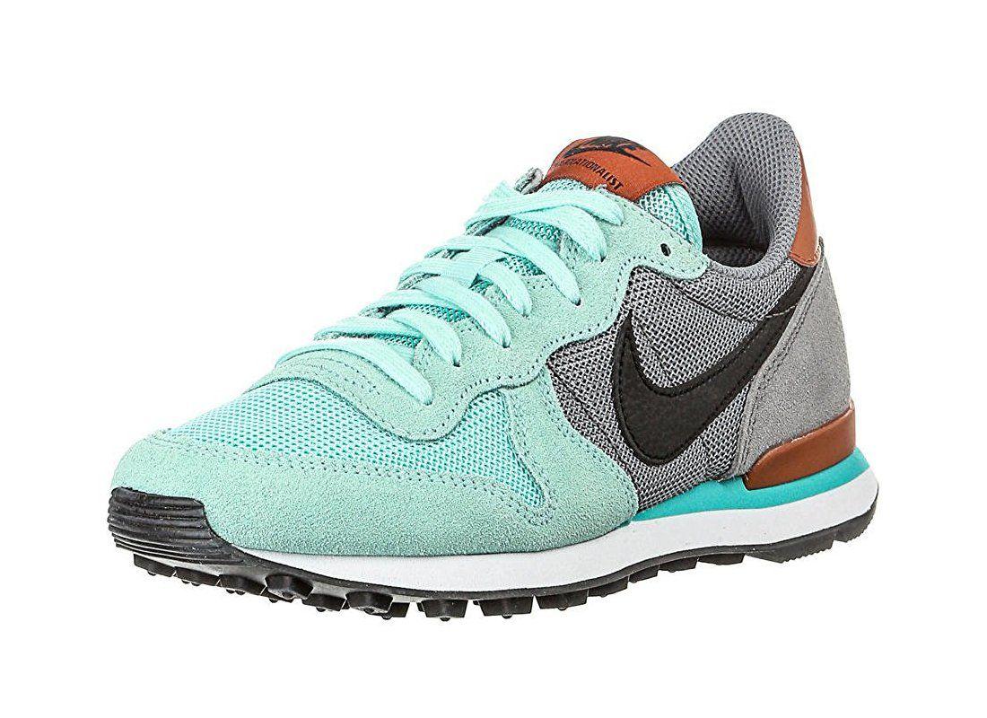 Nike Women's 'International' Sneakers EUR 35½ Mint Green
