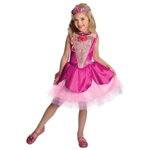 all barbie costumes on clearance now deluxe kristyn barbie ballerina toddler kids costume - Clearance Halloween Costumes Kids