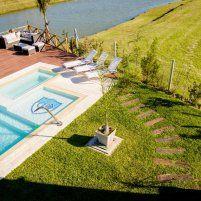 Abierta al lago - Casas - EspacioyConfort - Arquitectura y decoración
