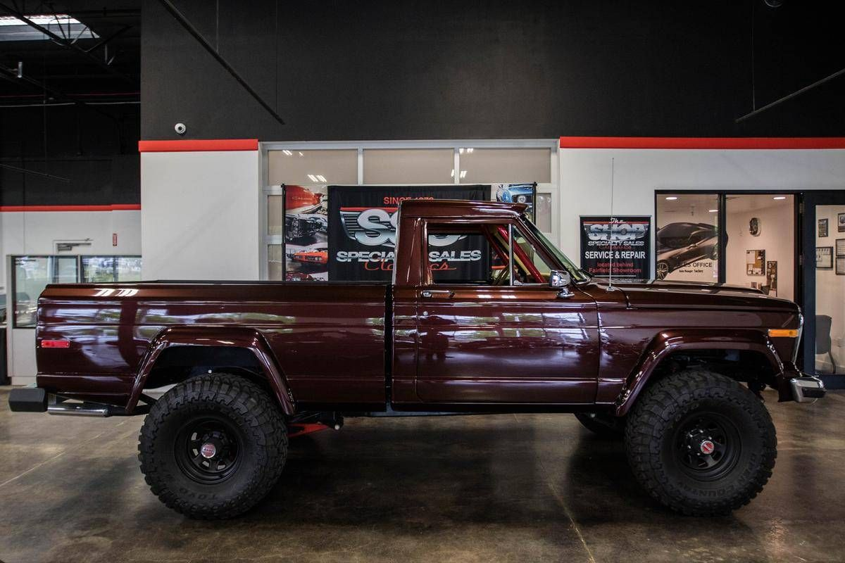 1975 Jeep J10 For Sale 1937007 Hemmings Motor News