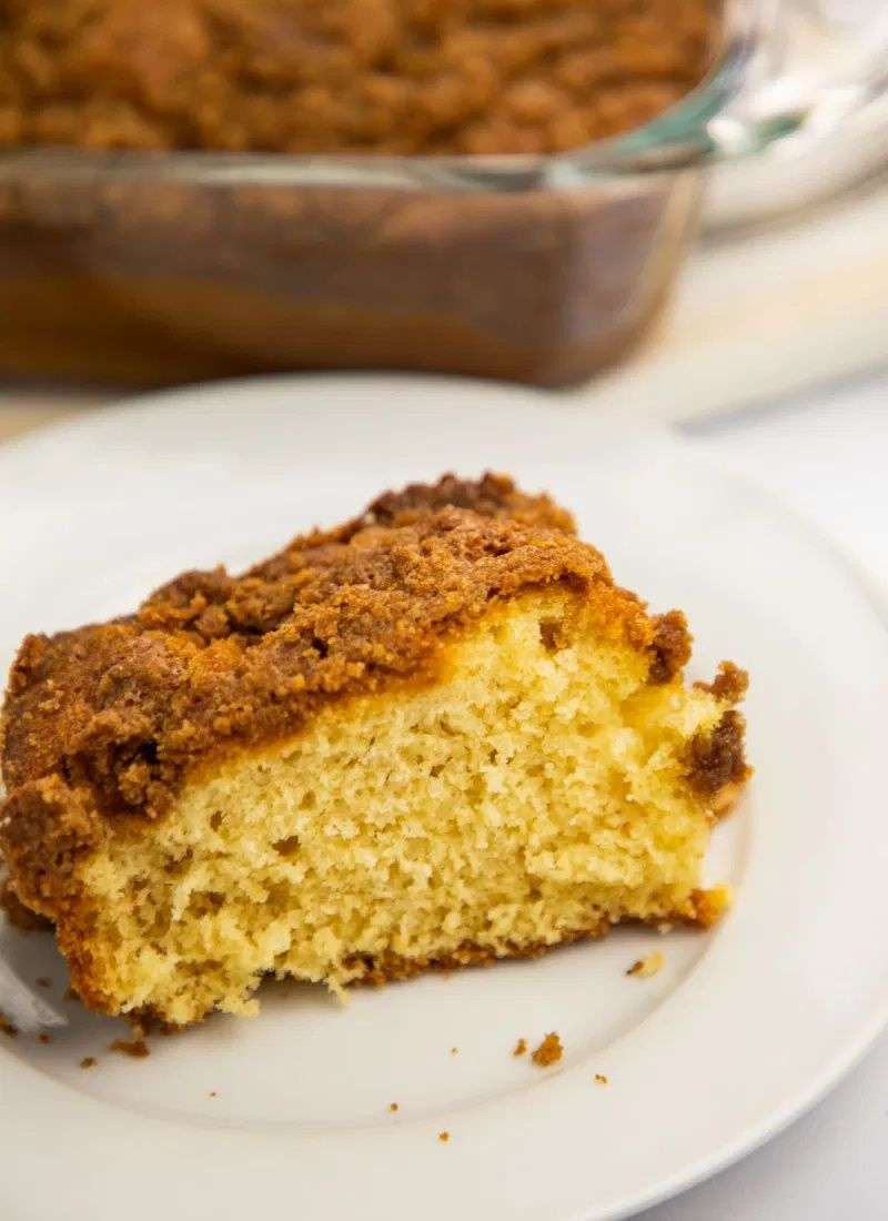 Buttermilk Coffee Cake Seaside Recipes Recipe In 2020 Buttermilk Coffee Cake Desserts Baking Soda Baking Powder