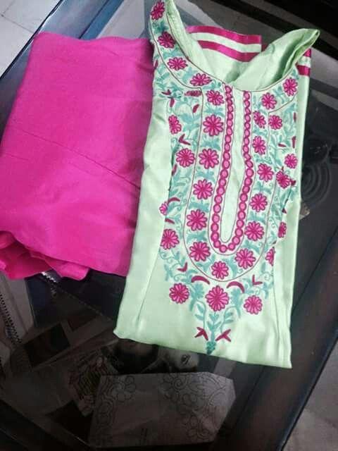 Beautiful Suit Phulkari Bouquet Suit Contact No 9646770077 Beautiful Suit Indian Fashion Fashion
