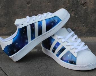 Custom Adidas Superstar for Hombre Hombre for and Mujer, Adidas custom Hand 86f5bd