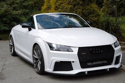 Audi Tt Rs Xclusive Design Front End Kit For Audi Tt Mk2 8j To Mk3