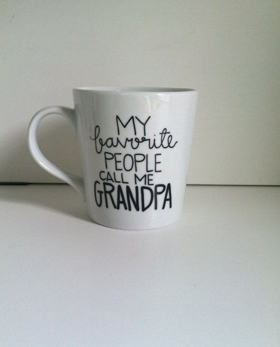 My Favorite People Call Me Grandpa Father's Day Gift ...