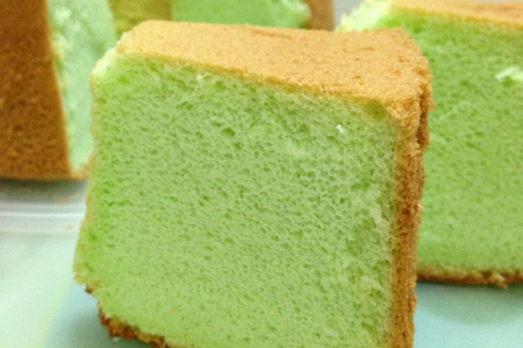 Pandan Chiffon Cake Recipe On Food52 Recipe Pandan Chiffon Cake Chiffon Cake Cake Recipes