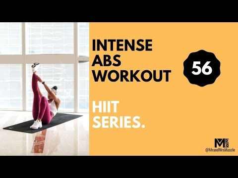 Abs Workout Lower Ab Workouts at Home: 56