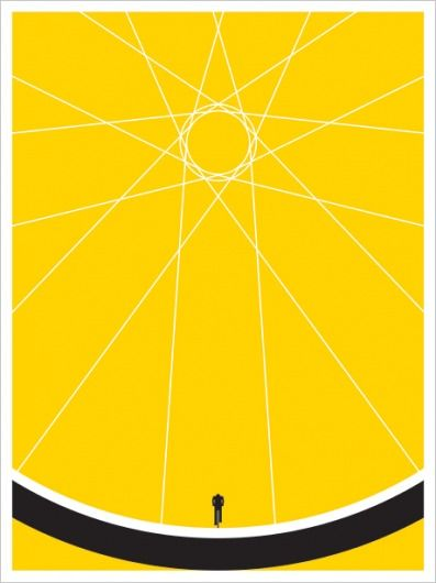 Posters / JASON MUNN - Biker - Poster — Designspiration