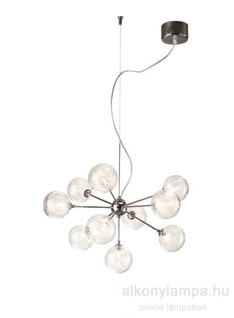Barbarossa Csillar Krom Massive 41848 11 10 Chandelier Light Fixtures Ceiling Lights