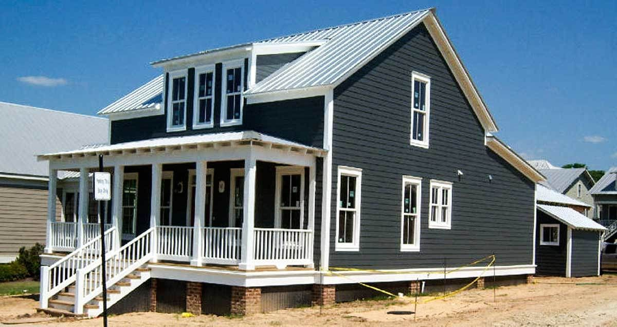 Plan 86231HH 4 Bed Cottage with Exterior