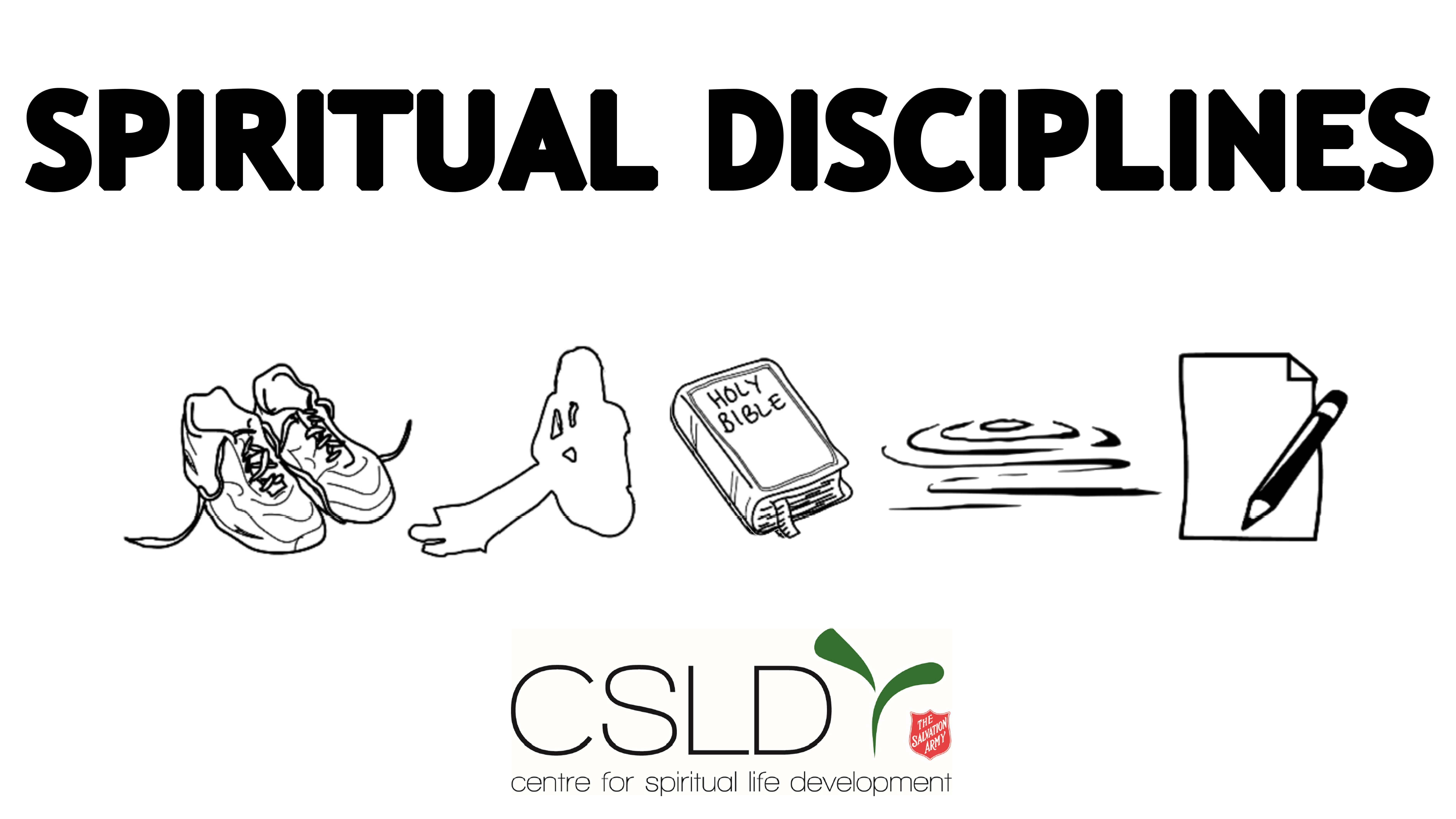 Spiritual disciplines spiritual disciplines spiritual