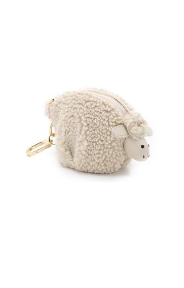 Lamb Key Chain Pouch. Saco BolsaBolsa De CouroPorta ChavesChaveiroPorta -chavesBolsasOvelhasPorta Moedas 3c86c53655f8
